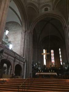 Das Mainzer Dom Kreuz